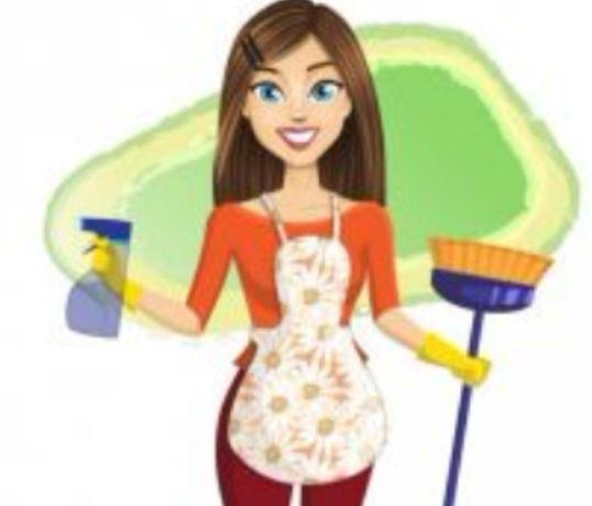 Limpezas não tem tempo para a sua casa ligue me