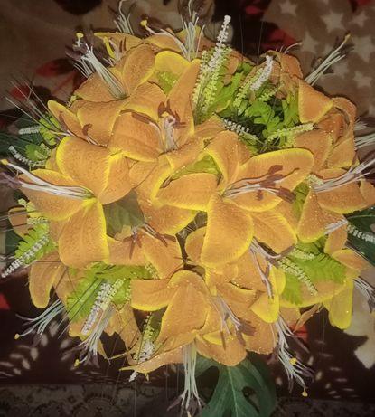 Искусственный, декоративный цветок