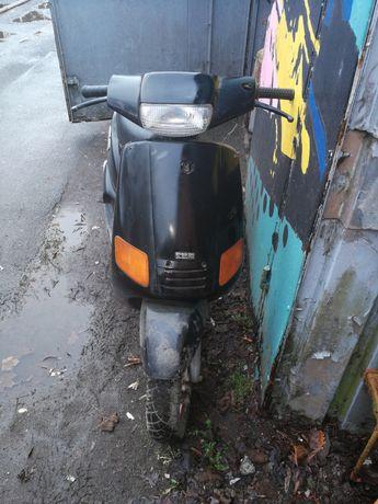 ZIP Piaggio skuter 50cm