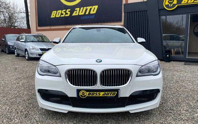 BMW 740 3.0 2013