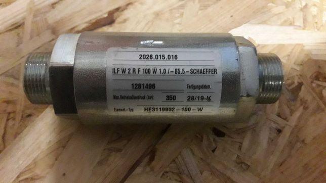 Filtr Hydrauliczny ,Przepływowy John Deere Schaeffer 350Bar