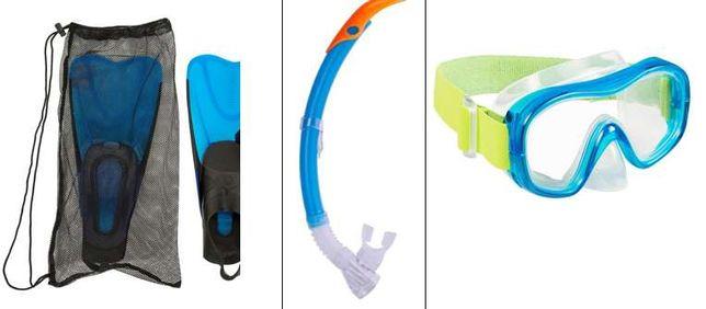 Conjunto Snorkeling
