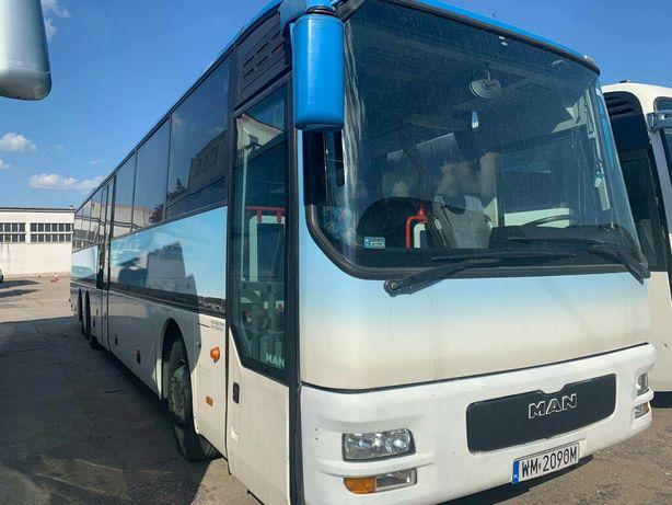 Автобус ман лион стар