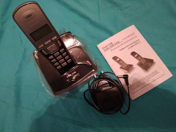 Радио телефон. Новый