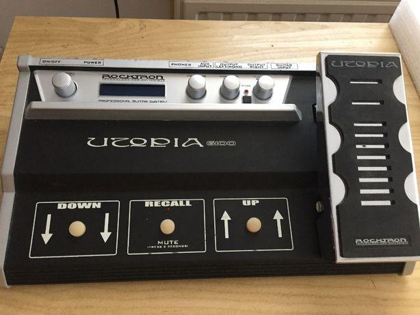 Rocktron Utopia G100 - multiefekt gitarowy