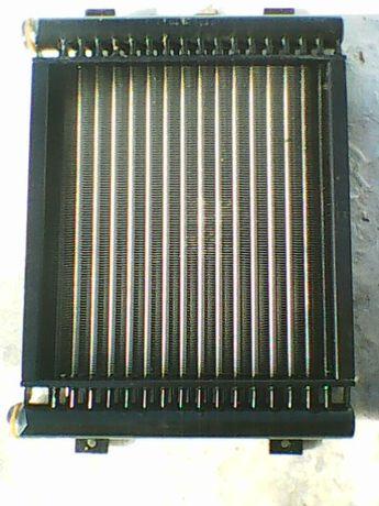 Масляной (гидравлический) радиатор на мини-погрузчик Хюндай HSL-650