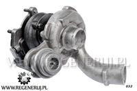Turbosprężarka Renault Scenic II III Modus 1.5 dCi 103 106KM 110KM