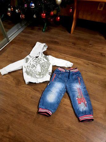 Пакет вещей на девочку 1 - 2 года. Теплые вещи. Пакет тёплой одежды