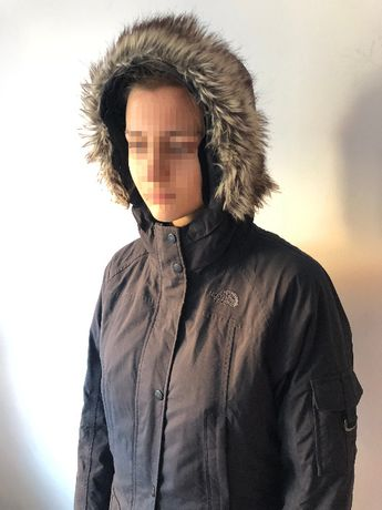 Parka The North Face INSULATED JUNEAU - damska, puchowa M