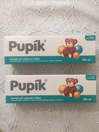 Крем Pupik ефективний засіб від колік / газіков у малюків 0 +! Наложка