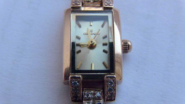 Часы женские Золотые Continent