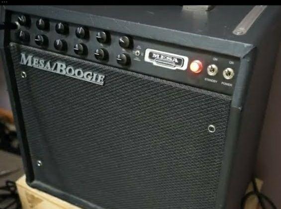 Mesa Boogie F-50 combo wzmacniacz gitarowy piec