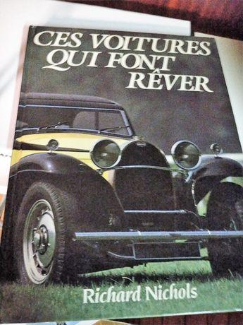 Livro Ces voitures qui font rever