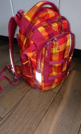SATCH Miejski Plecak tornister szkolny 30 litrów stelaż regulacja