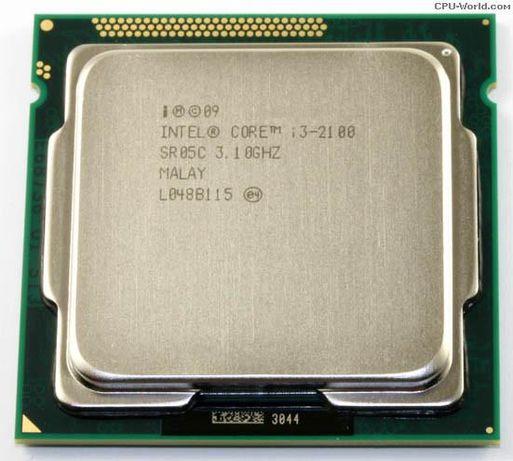 Processadores i3 2100 / i3 3220 socket 1155