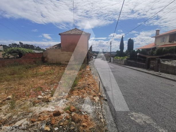 Terreno localizado em Oliveira do Bairro para construção ...