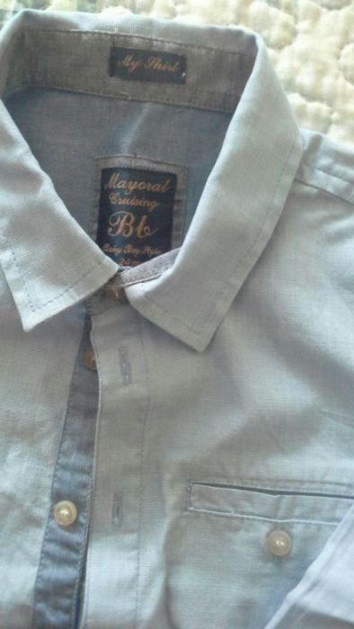 Camisa de menino Mayoral 2 anos Babe - imagem 1