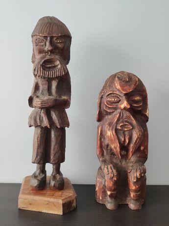Rzeźba drewniana