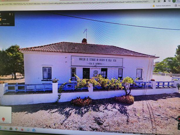 Casa de Cantoneiros EN 2.     km 674, 7