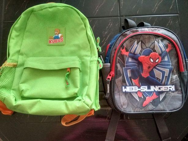 Plecaki dla dzieci.