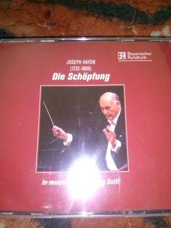 Komplet plyt cd Joseph Haydn Die Schopfung