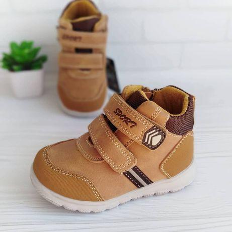 Ботинки деми/ чобітки /черевики 21-26