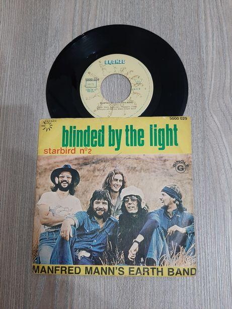 Manfred Mann's Earth Band- Disco Vinil 45 rotações