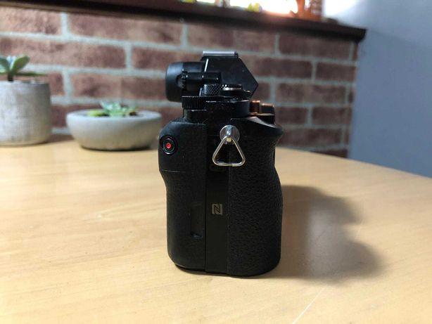 Sony 7s - câmera profissional