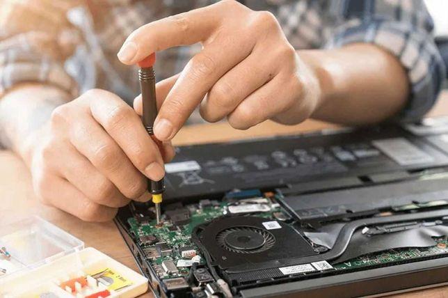 Ремонт, комп'ютерів, ноутбуків смартфонів надійно, професійно
