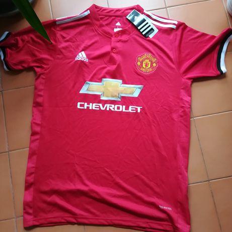 Camisola do Manchester United nova - L