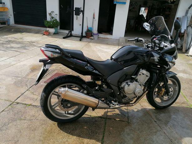 Honda CBF 600 poucos km