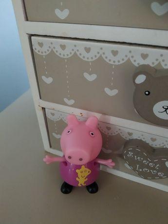 Свинка Пеппа.Фигурка свинки Пеппы.