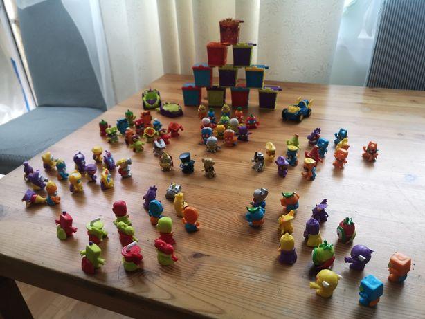 Figurki Super Zings cała kolekcja, zestaw, komplet