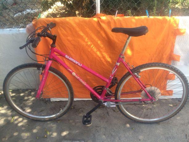 Bicicleta shimano para senhora