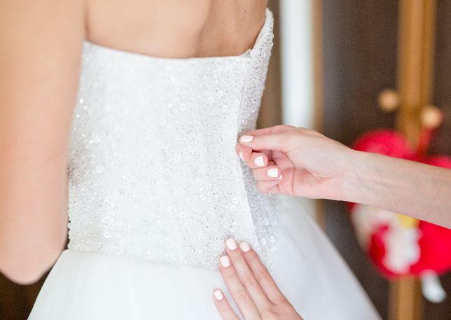 Suknia ślubna, Amy Love Jadena, Ivory,Ślub,