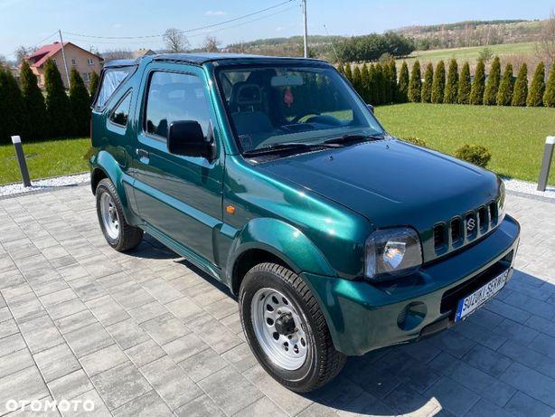 Suzuki Jimny JIMNY * CABRIO *tylko 90 tys. km.*benzyna*100% oryginał*stan idealny