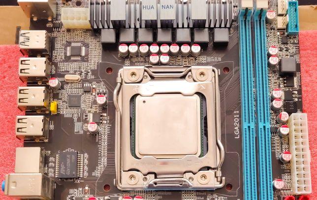 Huanan X79 mATX Xeon E5 1650v2 3.2GHz (6/12) 2x8gb Samsung DDR3 1333