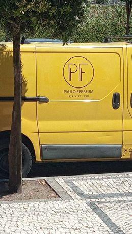 Transportes Fretes mudanças montagem e desmontagem de móveis!