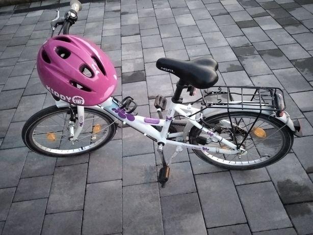 Rower dziewczęcy Aluminiowy CYCO 20'