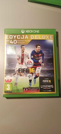 Fifa 16, Xbox one, płyta