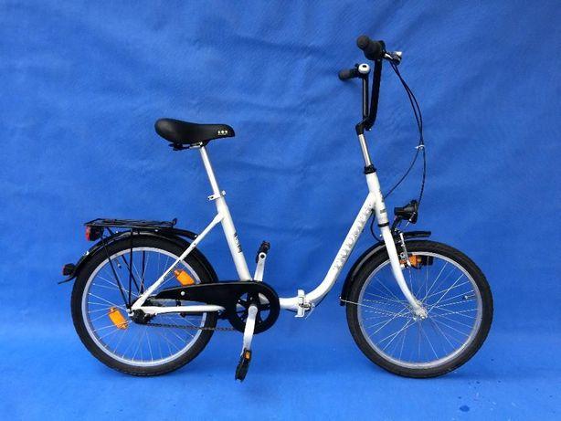Rower 20' Składak TRIUMPH 3 biegi w piaście, sprawny, po przeglądzie