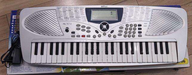 Elektroniczne organy KEYBOARD C.Giant MC37A jak nowe