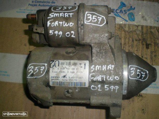 Motor de arranque A00051512601 0003188V008 SMART / FORTWO / 2002 / 600I /