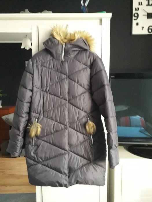 Kurtka zimowa dłuższa m raz założona Wieluń - image 1