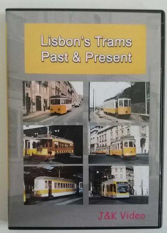 DVD eléctricos de Lisboa, passado e presente