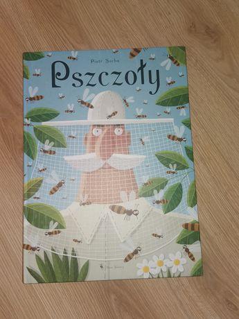 Książki dla Dzieci. Pszczoły, O rety Przyroda, Pod Wodą.