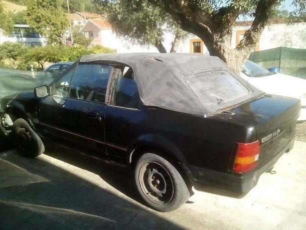 Diverso material Ford escort cabrio mk4