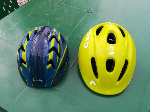 Kask kaski rowerowe dla dziecka chłopca