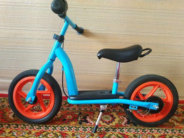 """Беговел Profi Kids M 3438 AB 12"""" велобег"""