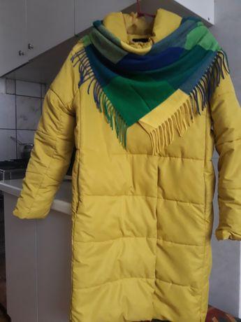 Kurtka Reserved żółta 40